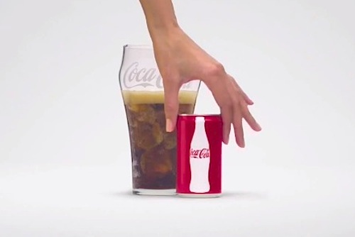 Coca-Cola Ad Speaks of Obesity
